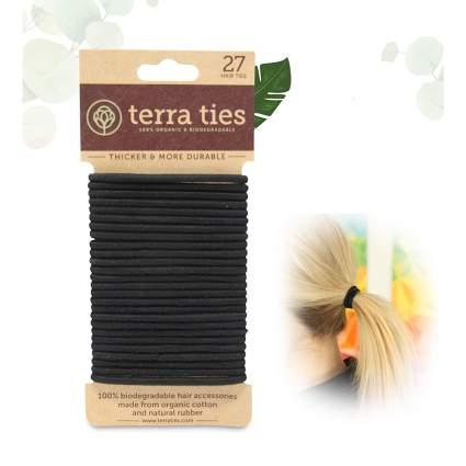 Terra ties hair ties