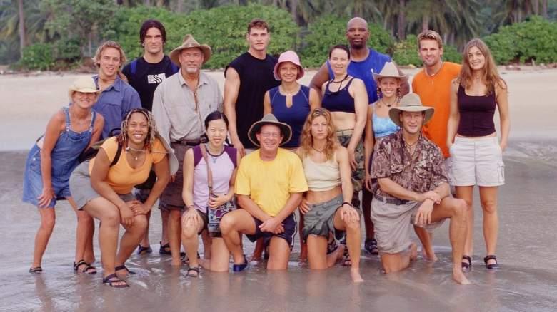 The cast of Survivor: Thailand