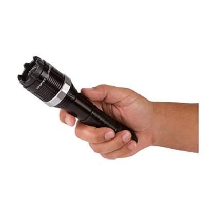 tactical flashlight and stun gun