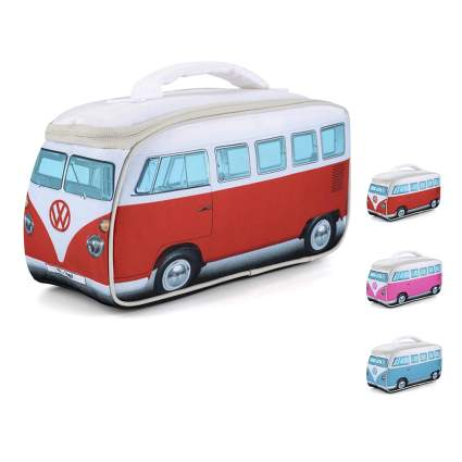 volkswagon bus lunch bag