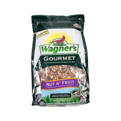 Wagner's Gourmet Nut & Fruit Wild Bird Food