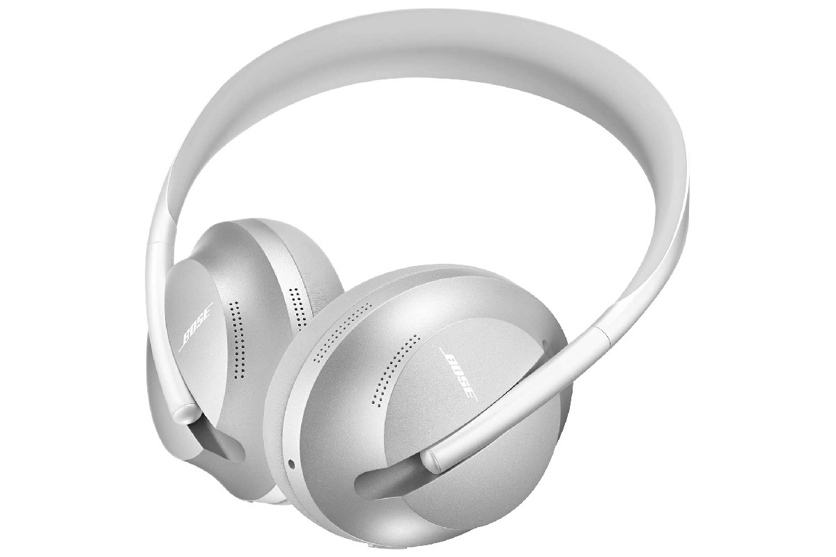 Bose Wireless Headphones 700 Silver
