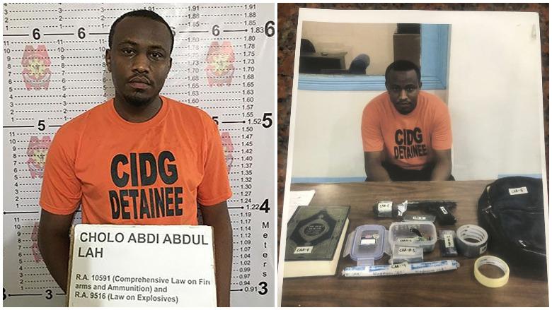 Cholo Abdi Abdullah