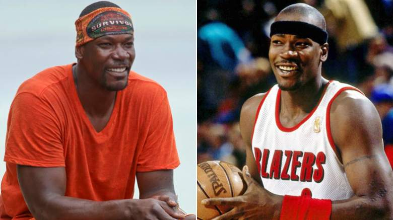 Cliff Robinson appeared on 'Survivor' and played 18 seasons in the NBA