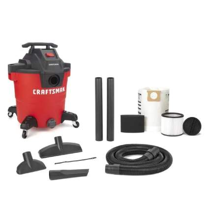 Save $16 on Craftsman 16-Gallon Wet/Dry Shop Vacuum