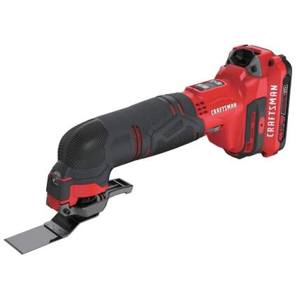 Save $40 on Craftsman V20 Oscillating Tool Cordless Kit