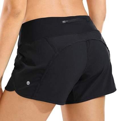 CRZ Yoga Women's Quick-Dry Athletic Shorts