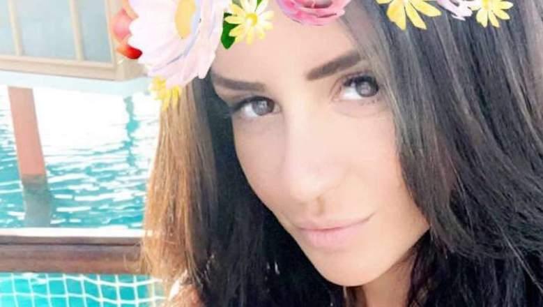 Dominique Scalise is Memphis Garrett's ex-girlfriend
