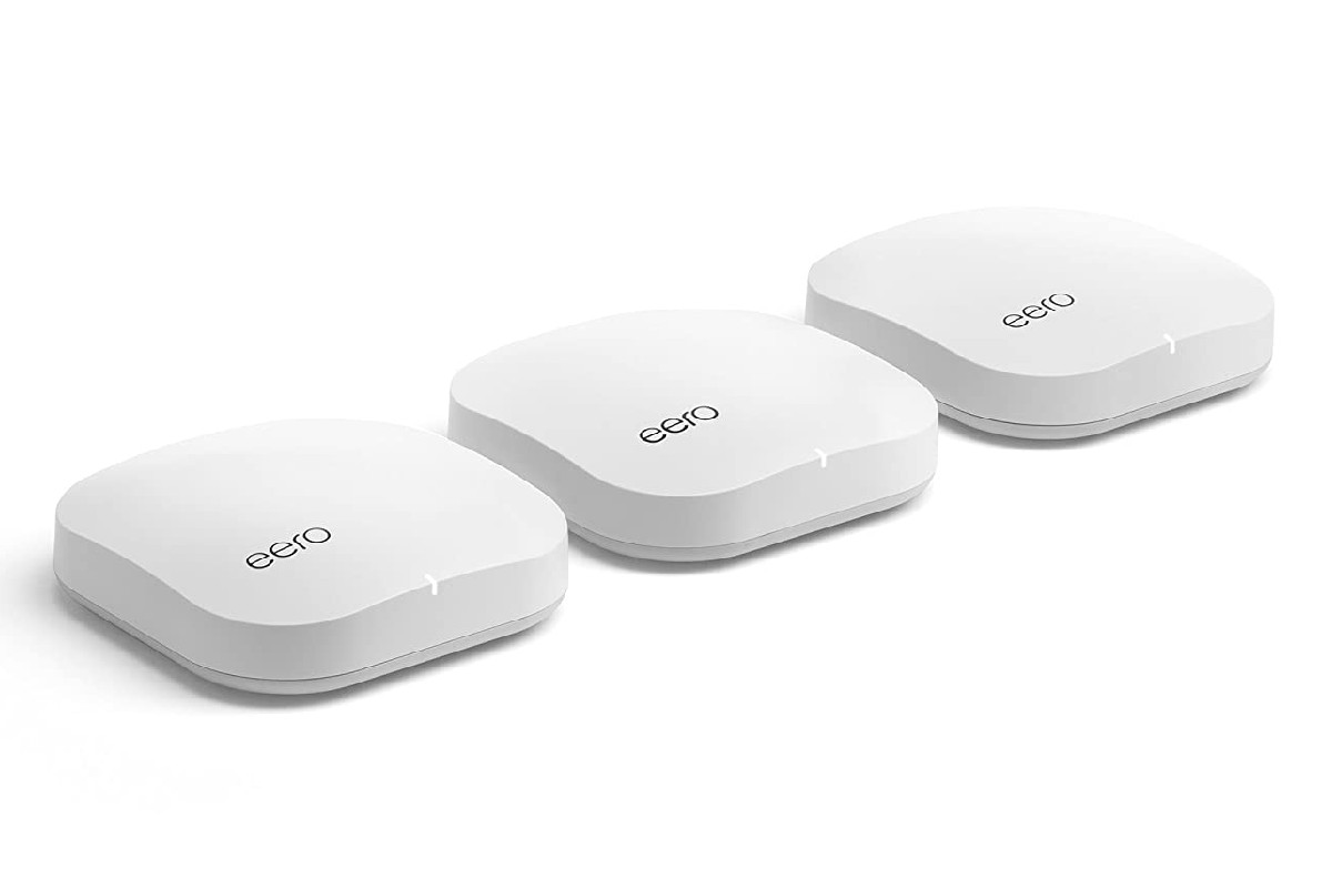 Eero Pro Mesh Wi-Fi System 3-Pack