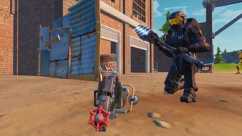Fortnite Find Car Parts Where To Find Car Parts In Fortnite Season 5 Heavy Com
