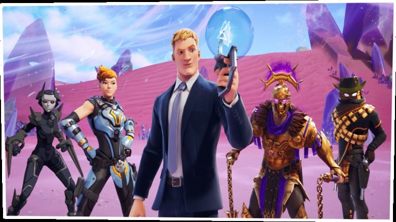 Every Leaked Fortnite Season 5 Exotic Weapon Heavy Com The exotics are spread out across the map a fair amount, though the storm scout and night hawk are. every leaked fortnite season 5 exotic