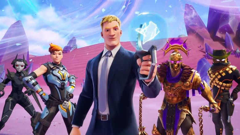 fortnite the game awards free wrap