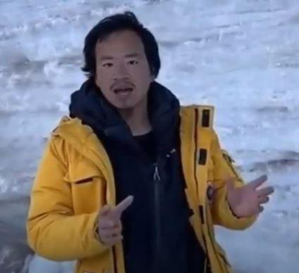 Wang Xiangjun Glacier Bro