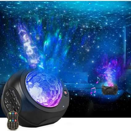 HueLiv 3-In-1 Galaxy Projector