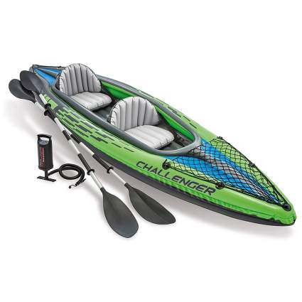 inflaable tandem kayak