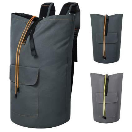 Chrislley Laundry Bag Backpack