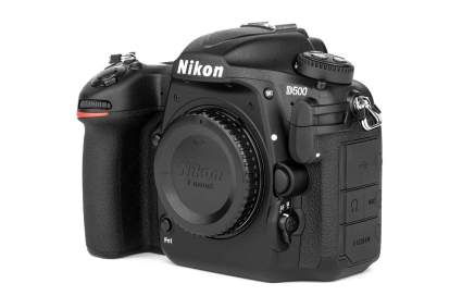nikon d500 DSLR digital camera