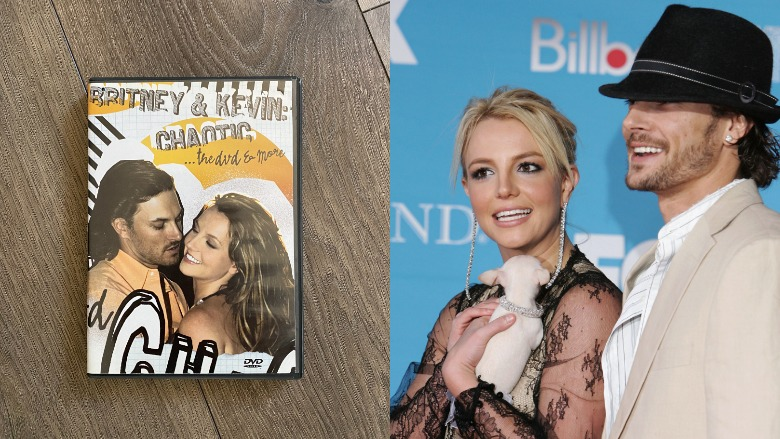 Britney and Kevin's Chaotic DVD.