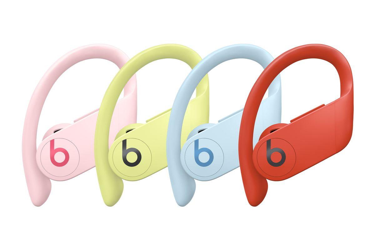 Powerbeats Pro Colors