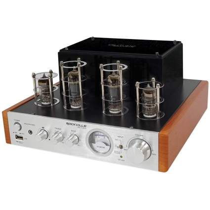 Rockville BluTube WD 70W Bluetooth Tube Amplifier