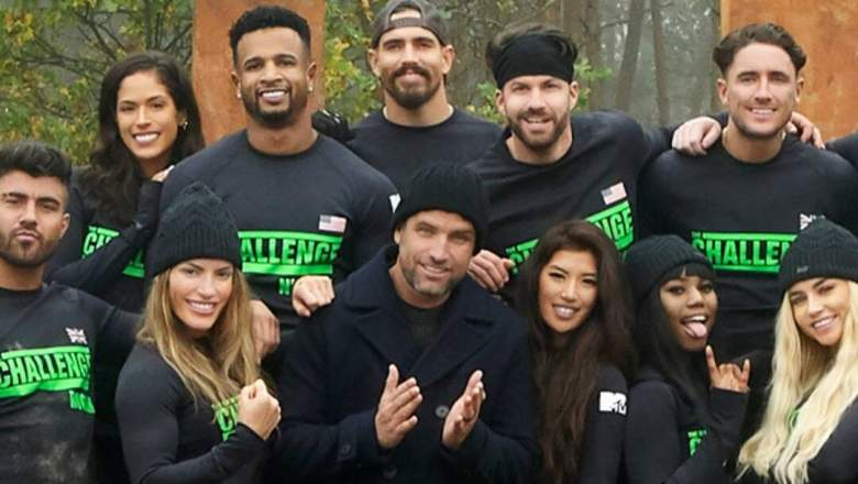 The Challenge: Total Madness cast