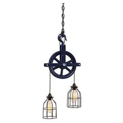 steampunk ceiling lamp