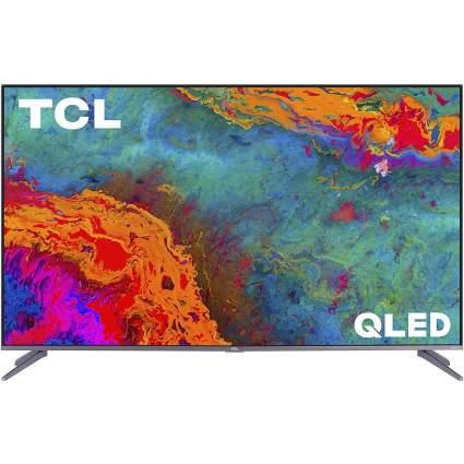 TCL 50-Inch 4K QLED Roku Smart TV