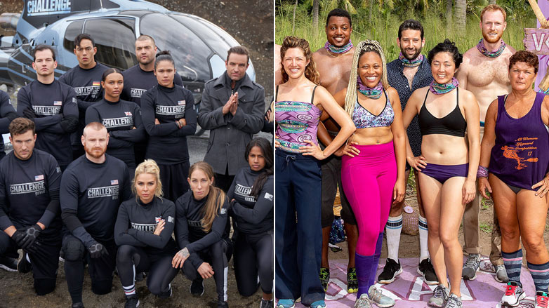 If 'The Challenge' Can Safely Film a Season, Why Can't 'Survivor'?