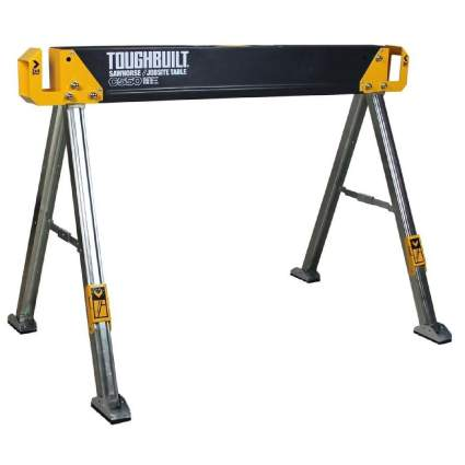 ToughBuilt Folding Sawhorse and Jobsite Table