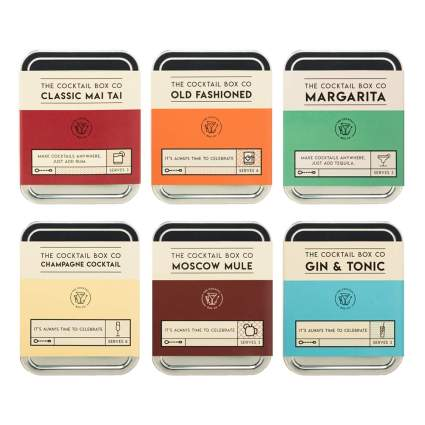 travel cocktail kits