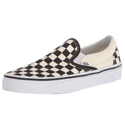 Vans Unisex Classic Slip-On Checkerboard Skate Shoe