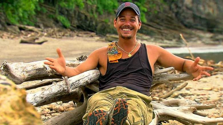 Boston Rob on Survivor: Redemption Island