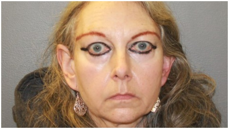 Woman arrested 30 animals