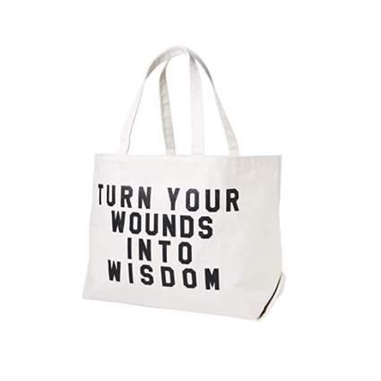 words into wisdom bag