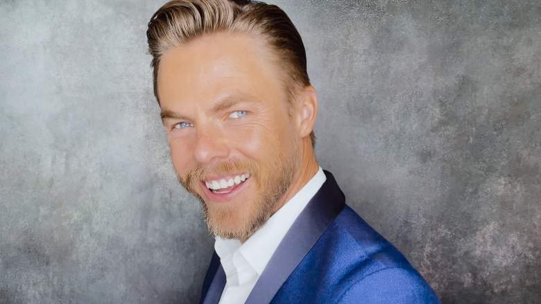 """ABC's """"Dancing With The Stars"""" stars Derek Hough."""