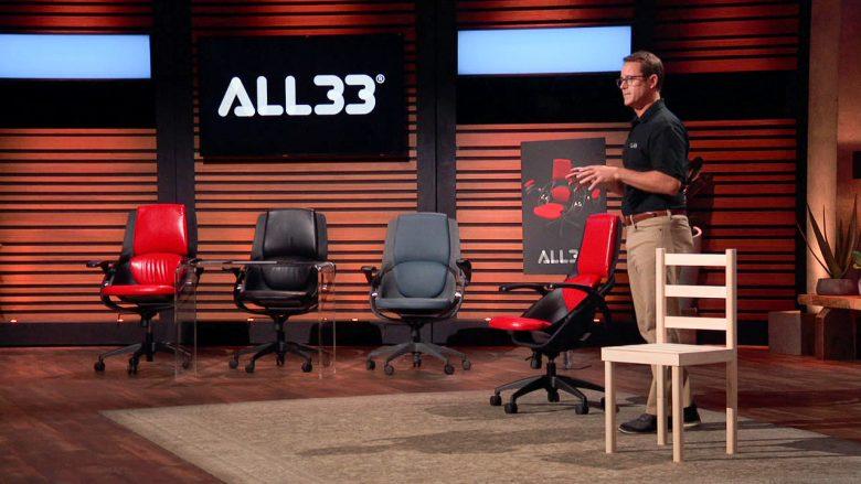 All33 Chairs Shark Tank