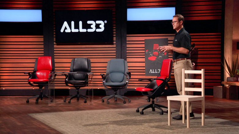All33 Chairs Shark Tank