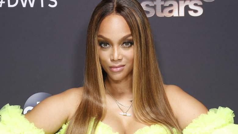Tyra Banks took over as Dancing With the Stars host for season 29.