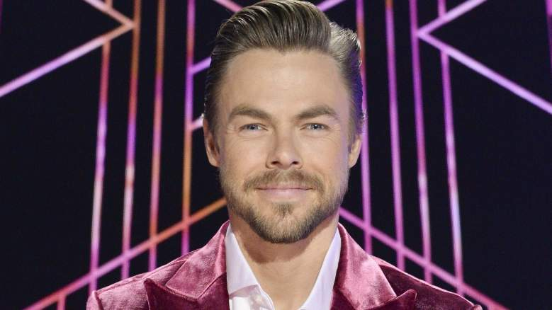 Derek Hough judging season 29 of 'Dancing With the Stars'
