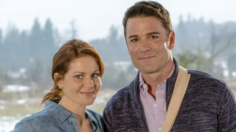 Candace Cameron Bure and Yannick Bisson