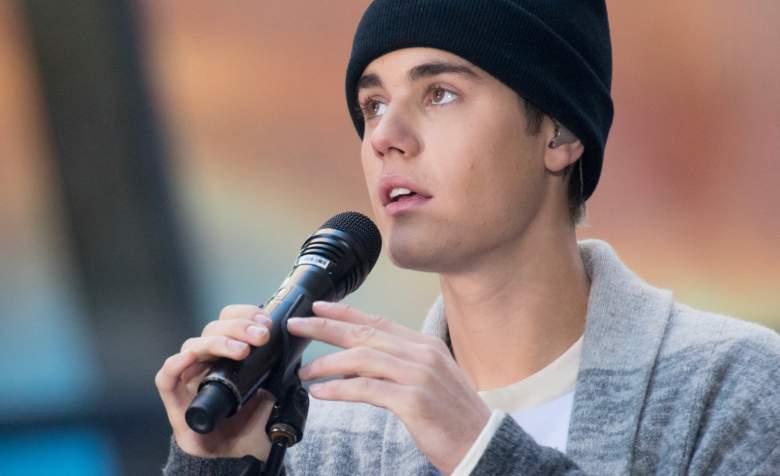 Justin Bieber Churchome