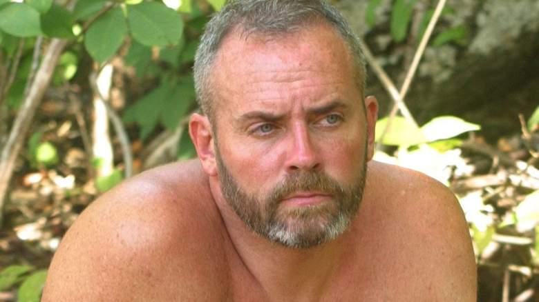Richard Hatch on Survivor