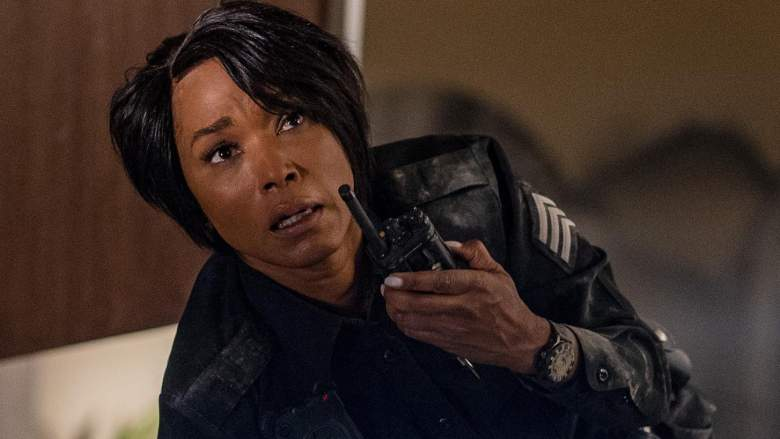"Angela Bassett in the ""Alone Together"" episode of 9-1-1 airing Monday, Jan. 25"