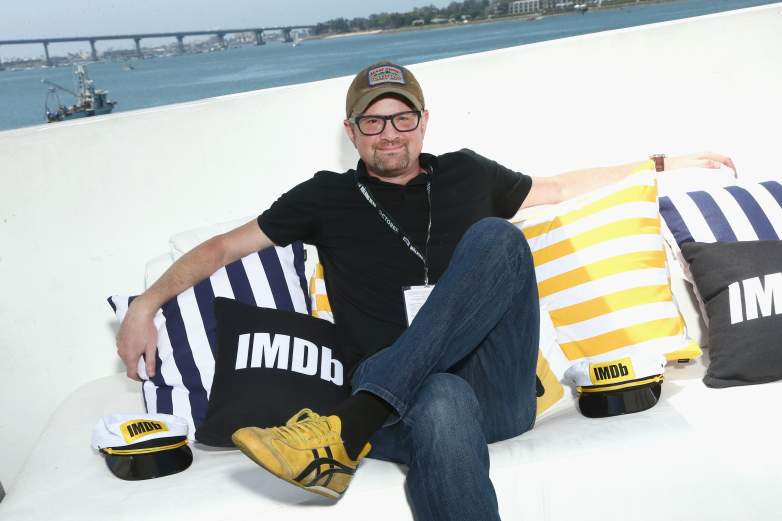 Producer Brian Volk-Weiss attends the #IMDboat At San Diego Comic-Con 2018