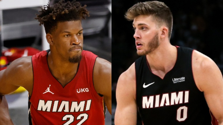 Jimmy Butler Meyers Leonard