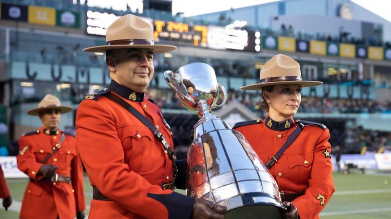 CFL Grey Cup Championship Game