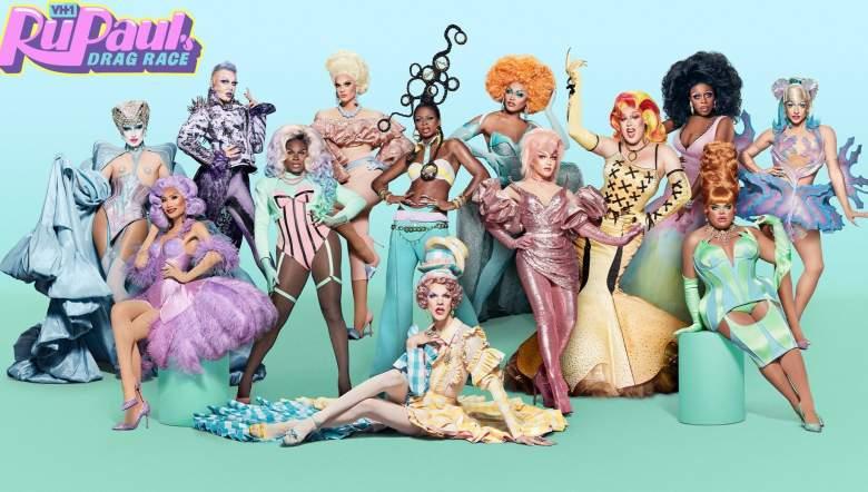 The cast of RuPaul's Drag Race season 13