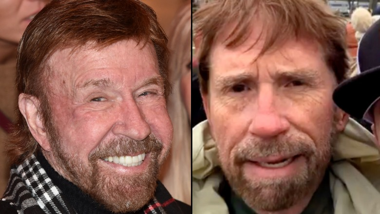 FACT CHECK: Did Chuck Norris Attend Trump's Capitol Rally ...