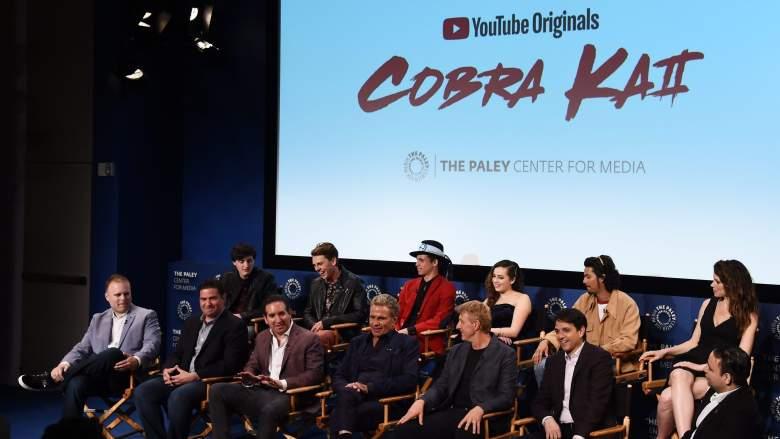 Cobra Kai cast