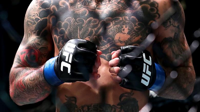 UFC Fighter Cody Garbrandt